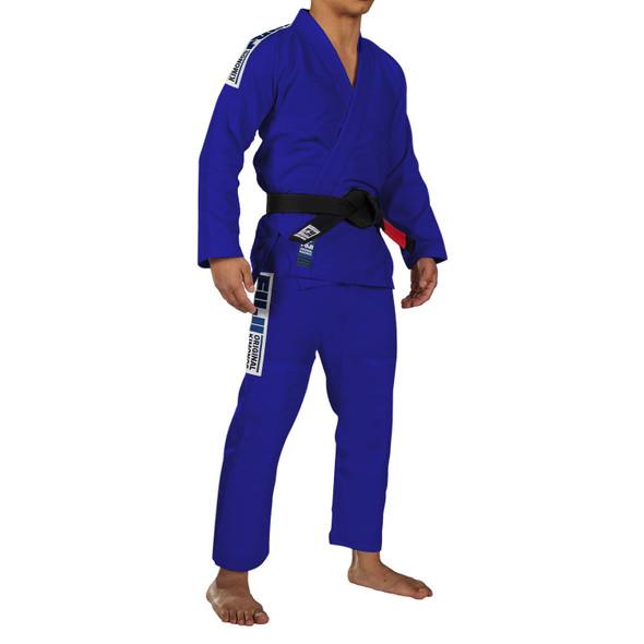 Fuji Sports Baseline BJJ Gi (Blue)