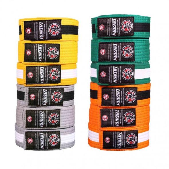 Tatami BJJ Kids (IBJJF) Ranked Belts
