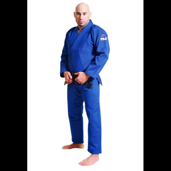 Fuji Sports All Around Adult Gi - Blue