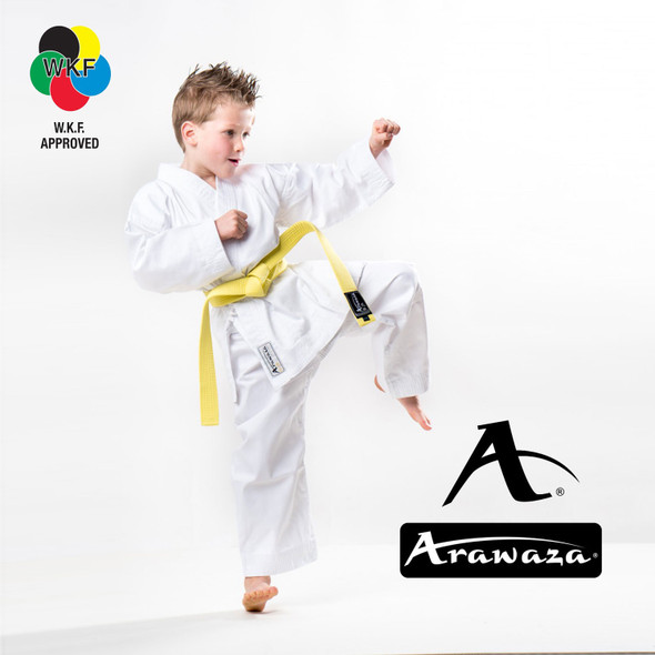 Arawaza Eko Lightweight Karate Gi - WKF Approved