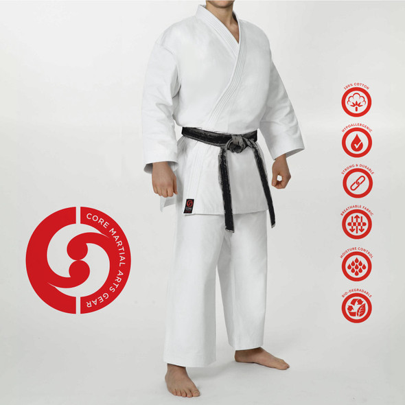 CORE Karate Gi - Premium 1.0