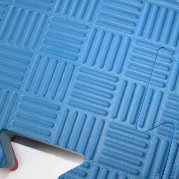 25mm Interlocking Tatami reversible mats reversible jig-saw mats