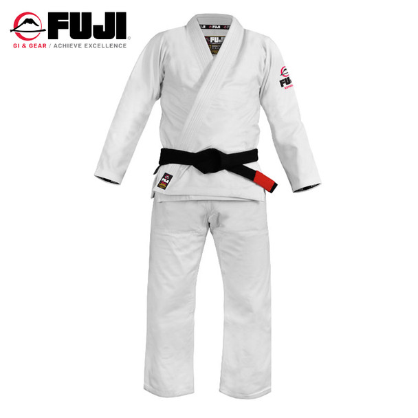 Fuji Lightweight Adult BJJ Gi in White