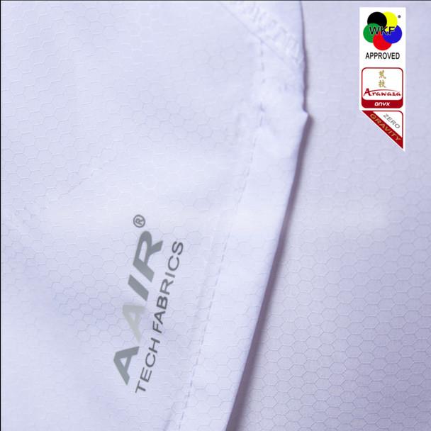 Arawaza ONYX ZERO GRAVITY WKF Approved Uniform