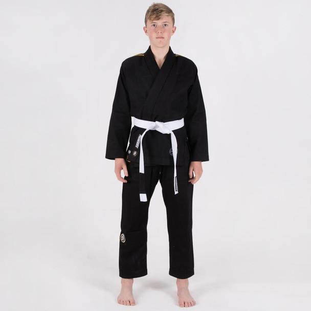 Tatami Nova Absolute Kid's BJJ Gi - Black