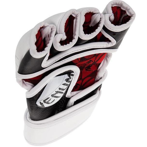 Venum Undisputed 2.0 MMA Gloves Nappa Leather - White