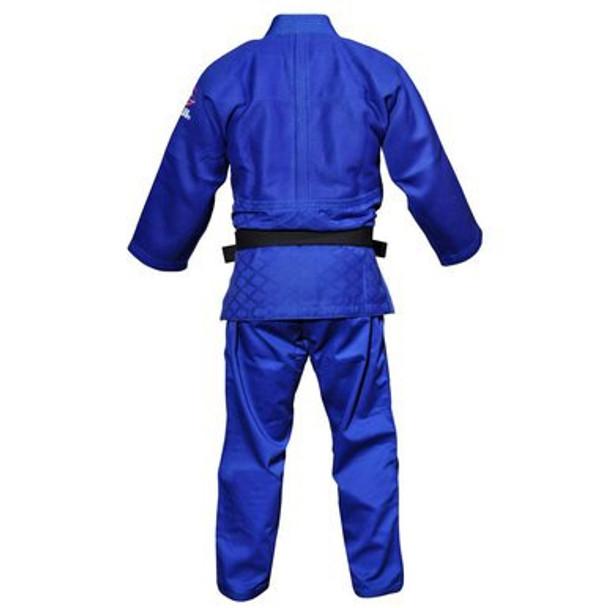 FUJI SPORTS  Double Weave Judo Gi (Blue)