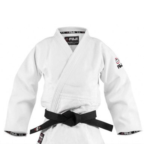 FUJI SPORTS  Double Weave Judo Gi (White)