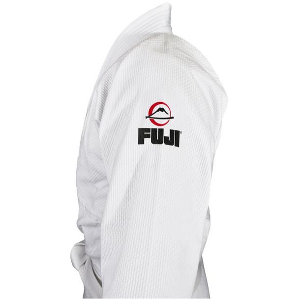 Fuji Sports Single Weave Judo Gi (White)