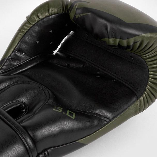 Venum Challenger 3.0 Boxing Gloves (Khaki/Blk)