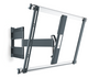 Vogel's THIN 545 ExtraThin Full-Motion TV Wall Mount (Black) 40-65""
