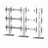 3x3 Video Wall Floor Stand - AS01346FP3