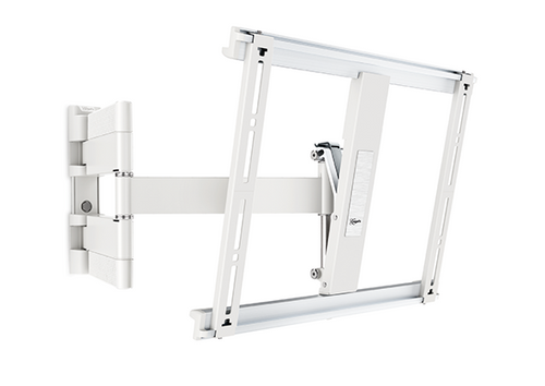 Vogel's Alpine THIN445 WHITE Ultra Thin OLED/LED TV Tilt & Swivel Wall Mount 32 - 55""