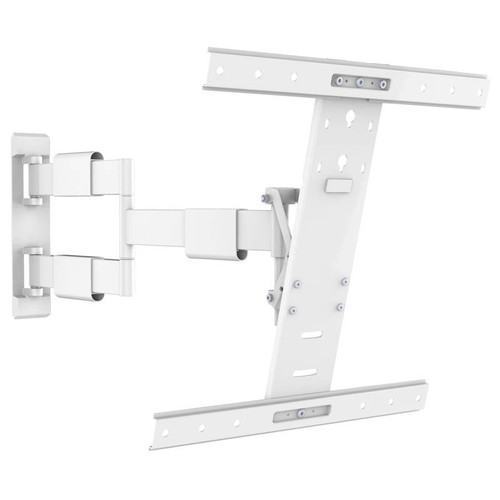 "White swivel & tilt. TVs up to 60"". Max VESA 400x400"
