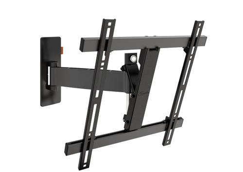 Vogel's WALL 3225 Black Full-Motion TV Wall Mount 32-55""