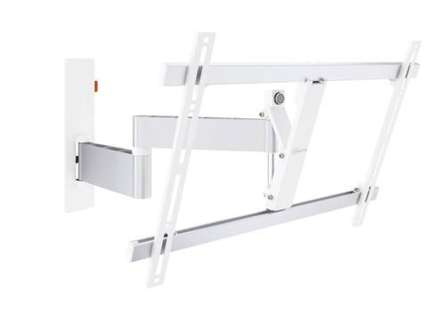 """Vogel's WALL 3345 White Full-Motion TV Wall Mount 40"""" - 65"""""""