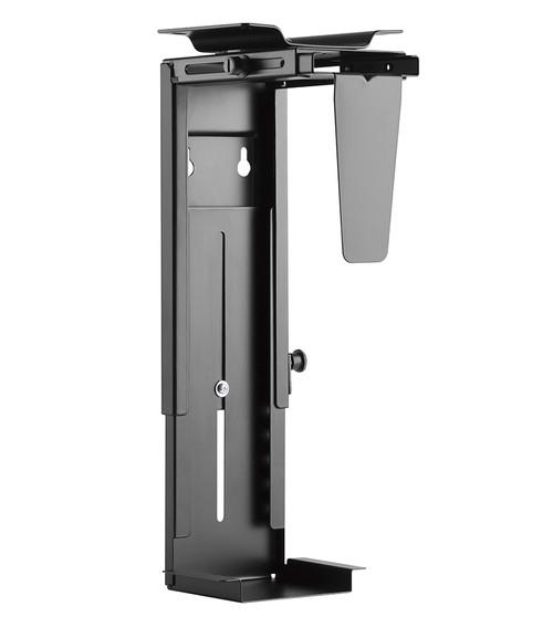 Techlink Evo Office Adjustable Under-Desk/Wall Mountable CPU Mount
