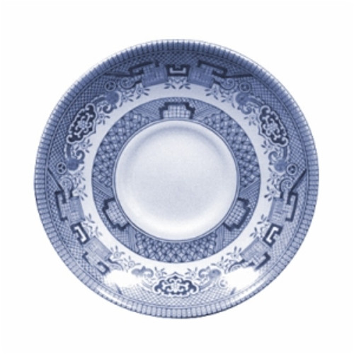 Blue Willow Saucer