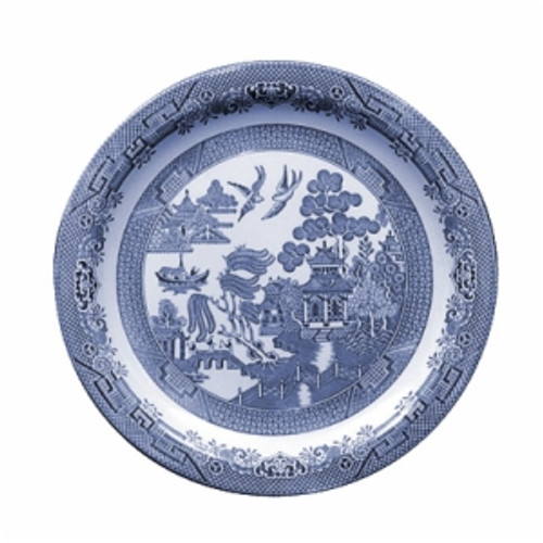 Blue Willow Round Platter