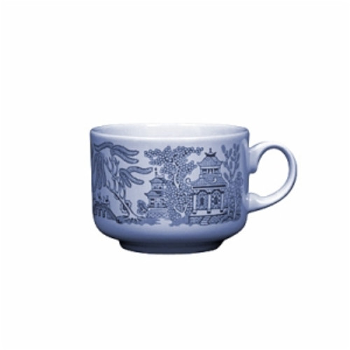 Blue Willow Jumbo Mug