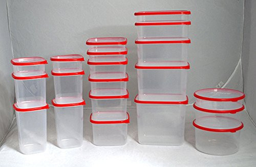 Hefty Food Storage Containers - 40 pc set