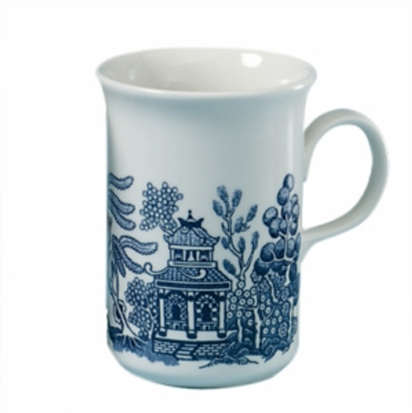 Blue Willow Mug - 8 oz
