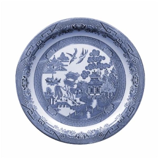 Blue Willow Round Platter