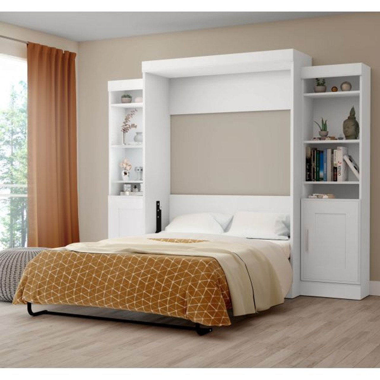 Wall Bed Installation