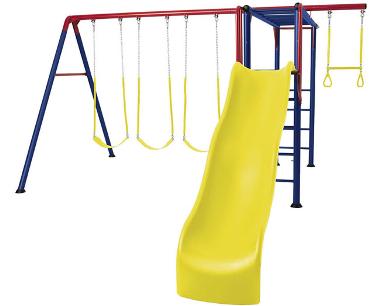 Swing Set Installation