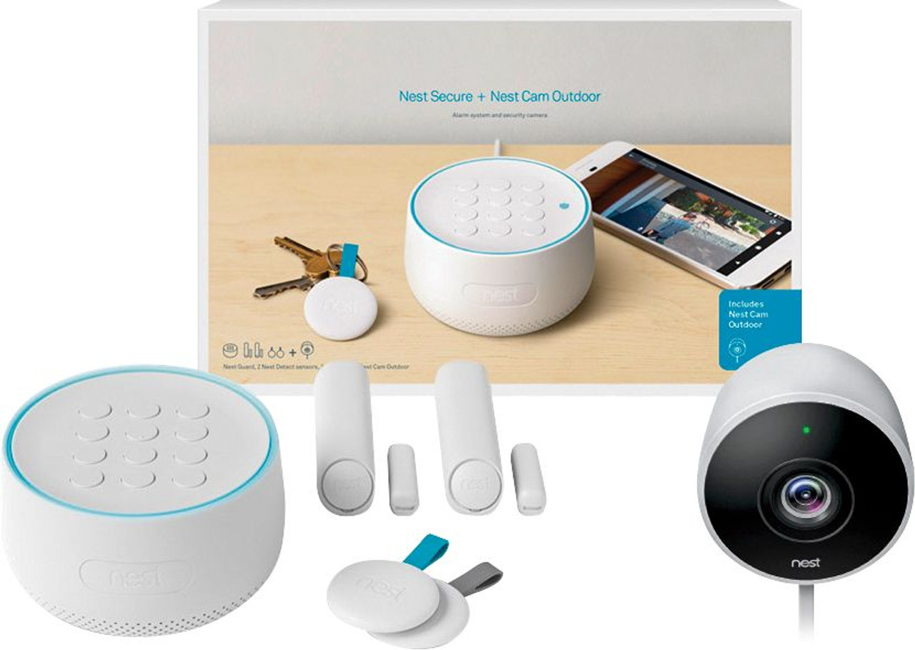 Nest Smart Security Cam