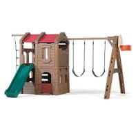 Kids Swing Set Installation