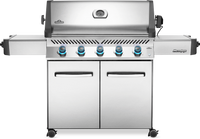 Gas Grill Assembly 01