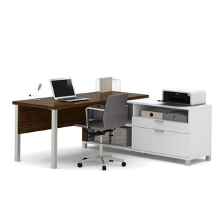 Computer Desk Assembly