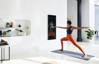 Interactive Home Fitness System Installation