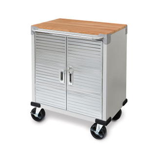 Storage Cabinet Assembly 01