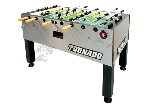 Foosball Table Assembly 01