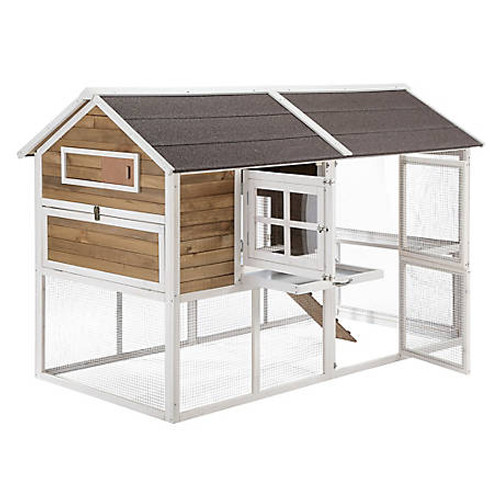 Chicken Coop Assembly