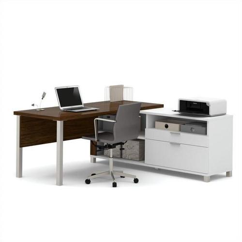 Bestar computer desk