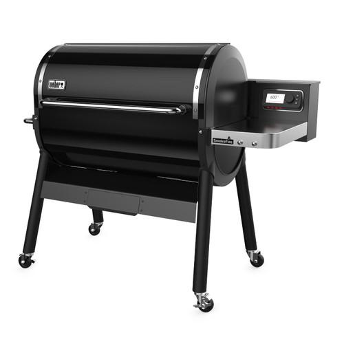 Weber wood pellet grill