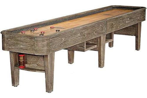 Brunswick shuffleboard table