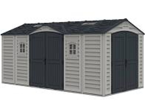 Apex Pro Shed Installation