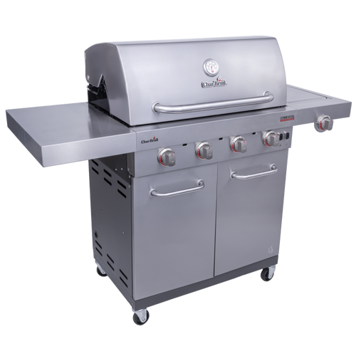 Commercial Series Gas Grill Assembly
