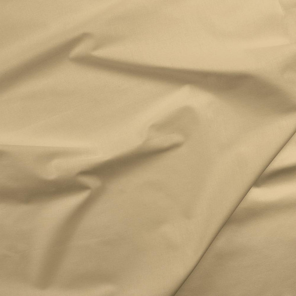 Natural Cotton Sateen Wide Quilt Backing Fabric