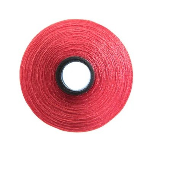 60238 Magna Glide Classic L Bobbins- Candy Apple Red 130yds- Shipping Included!