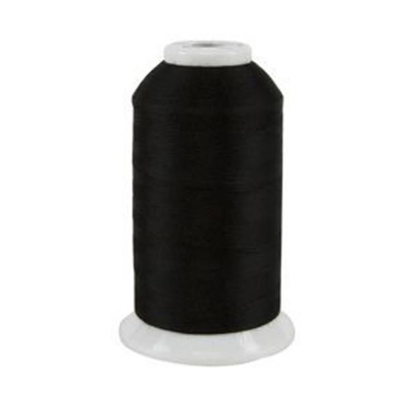 SF411 Black (So Fine! #50/3 filament polyester)shipping included*
