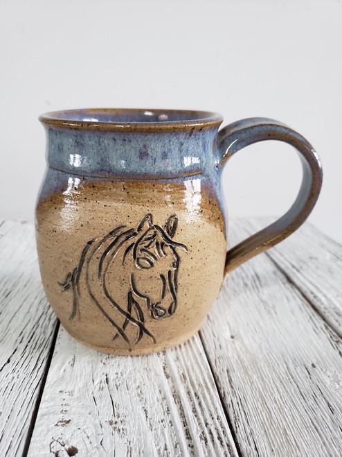 Sketched Pony Mug