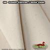 "#8/60"" Cotton Canvas Fabric / Duck Cloth (18oz) - 18oz NATURAL"