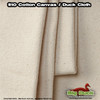 "#10/72"" Cotton Canvas Fabric / Duck Cloth (15oz) - NATURAL"