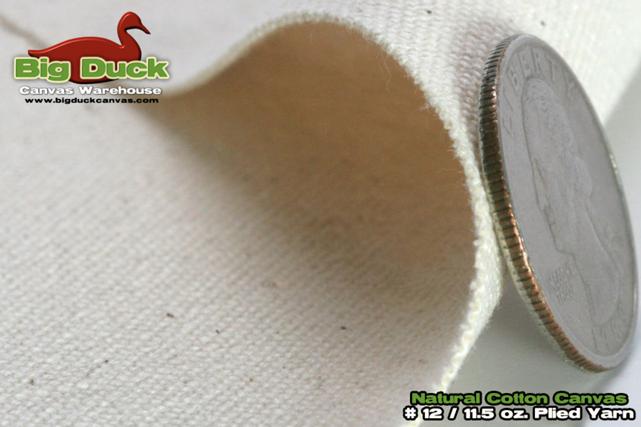 12 36 Quot Cotton Duck Canvas Fabric Roll Natural Wholesale