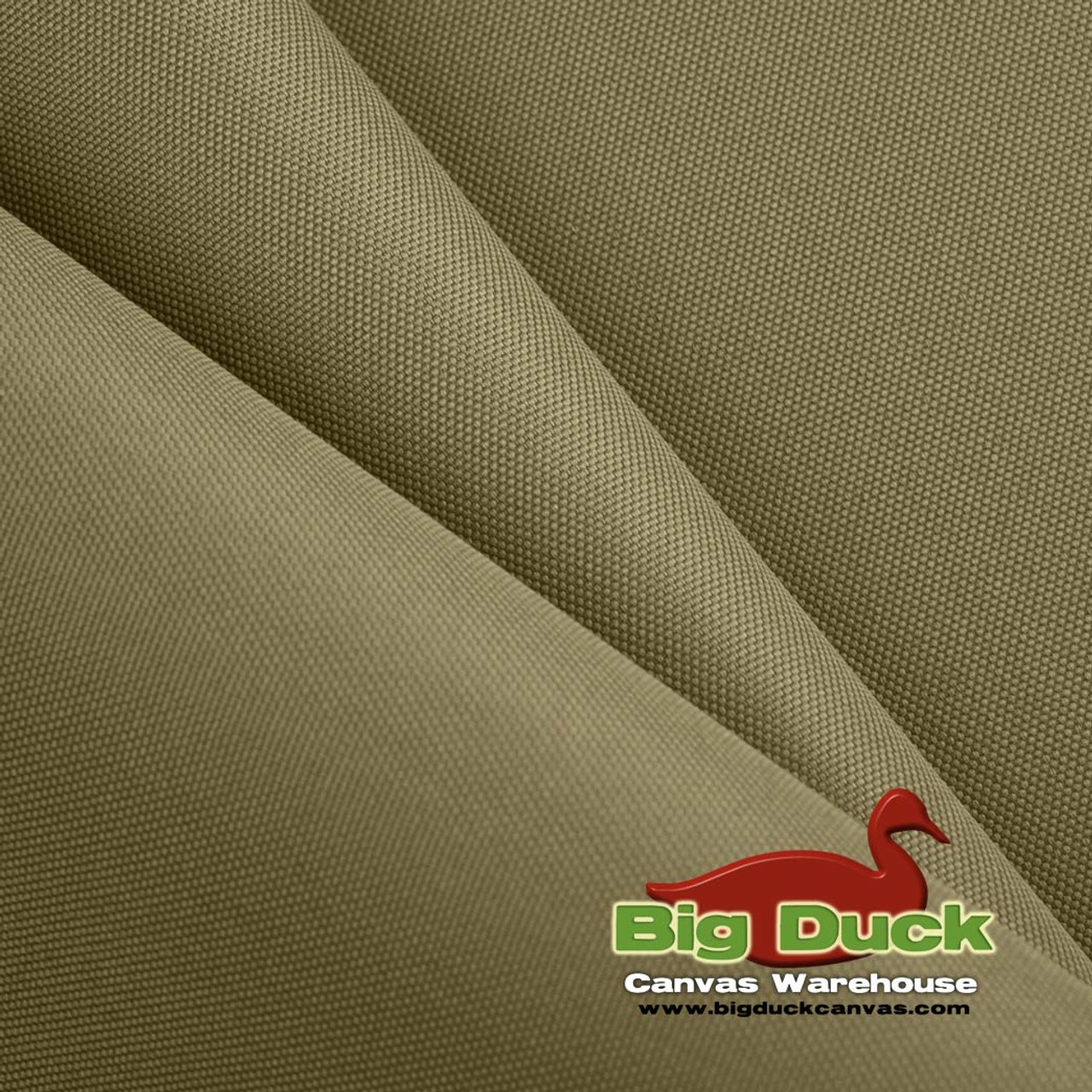 1000 Denier Coated Polyester Canvas - Taupe
